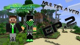 ★[Minecraft] Tropicraft multiplayer #.2 (CZ/SK) New mapa a vesnice Kozodírky