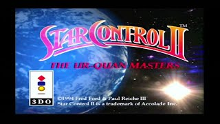 Star Control II Opening 3DO