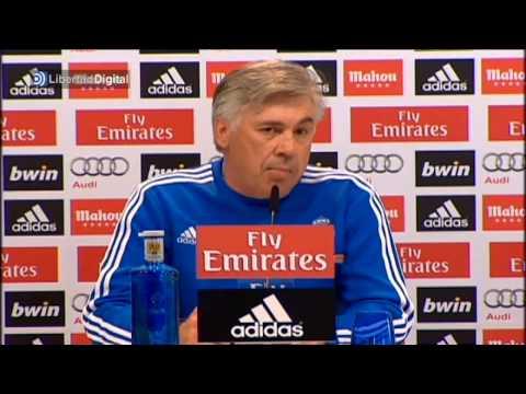 """Ancelotti: """"El Bayern es favorito"""""""