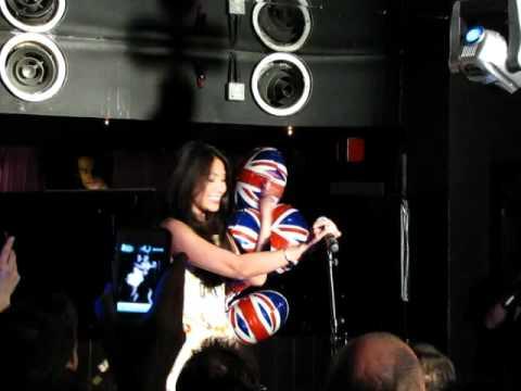 ESCKAZ live in London: Anggun (France) - Echo (You and I)
