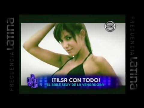 Vea la noche de desenfreno de Tilsa Lozano en su cumpleaños