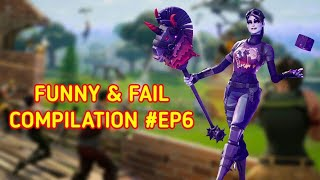 Fortnite Funny and Fails Compilation episode#6