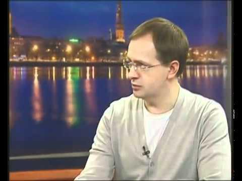 Без цензуры. Латвия. Владимир Мединский