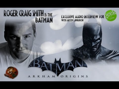 Batman: Arkham Origins - Roger Craig Smith Interview
