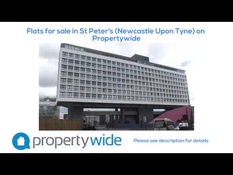 Flats for sale in St Peter's (Newcastle Upon Tyne) on Propertywide
