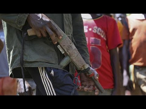 CAR launches disarmament exercise