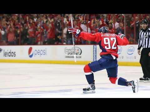 Evgeny Kuznetsov • All 12 goals • 2018 Stanley Cup Playoffs