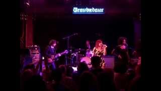 Chantal Claret LIVE TROUBADOUR Part 1 6.19.12