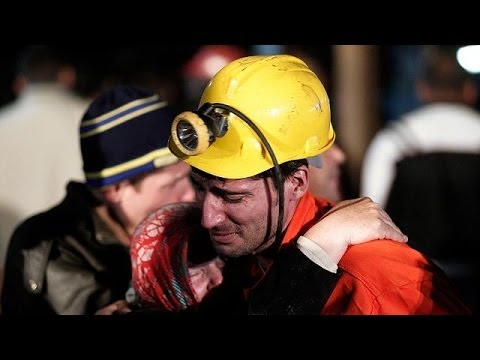 Coal mine explosion: death doll rises to over 200 in Turkey
