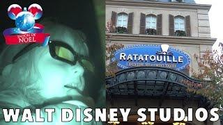 VLOG • ATTRACTIONS FUN Walt Disney Studios Paris - Studio Bubble Tea amusement park