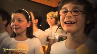 HAPPY NEW YEAR 2013 -The Fantastikids,children choir