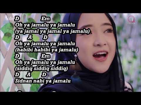Download Lagu  YA JAMALU SABYAN chord  Mp3 Free