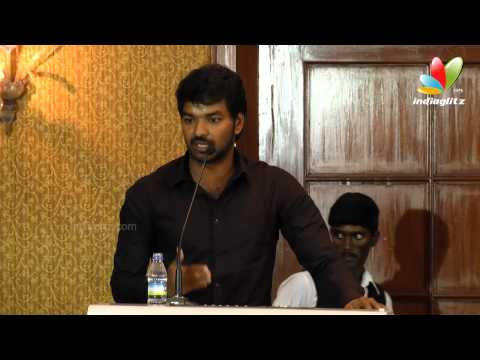 Actor Jai on his performance in Raja Rani   Interacts with Press   Thirumanam Ennum Nikkah