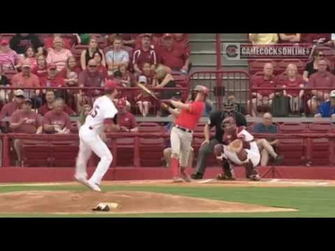 Highlights: South Carolina Baseball vs. Georgia - Game 1