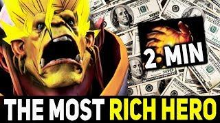 2 Min Midas Alchemist — The Most Rich Hero in Dota 2