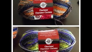 Yarn Recommendations: Charisma by Loops & Threads