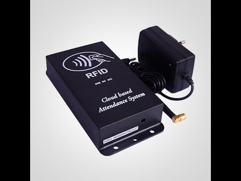 RFID Attendance System with SMS and android notification