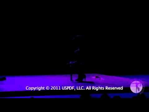 2011 US Pole Dance Championship - Jenyne Butterfly