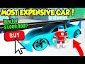 Lagu BUYING THE MOST EXPENSIVE CAR IN MAD CITY!! *1 MILLION CASH* (Roblox)