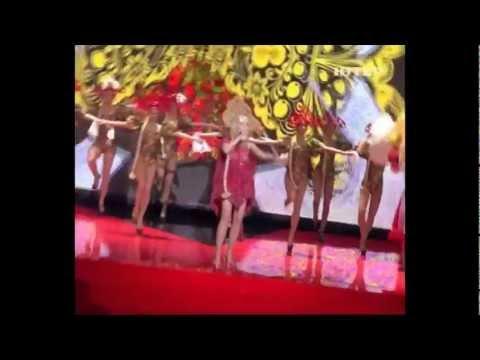 Оля Полякова - Russian Style (Live @ VIVA!, 2013)