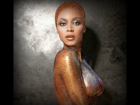 Beyonce Nude In Gold Glitter + Ashanti's Sexy Black & White Dress! #twif video