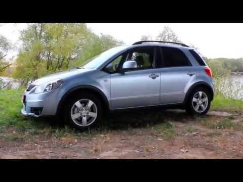 Тест-драйв Suzuki SX4 ZENkevich