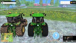 LS 15 Mod- und Mapvorstellung - John Deere 7930 Clean and Dirt Version