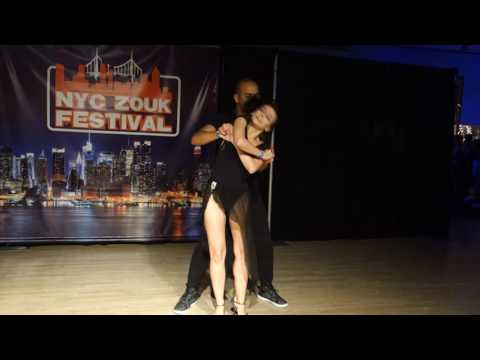 00116 NYCZF2016 Catherine and Leo ~ video by Zouk Soul