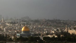 "President Trump: ""Jerusalem is Israel's Capital"""