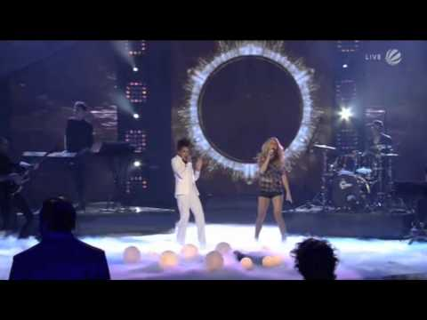 Ellie Goulding & Debbie Schippers - Burn (Live on The Voice Of Germany)