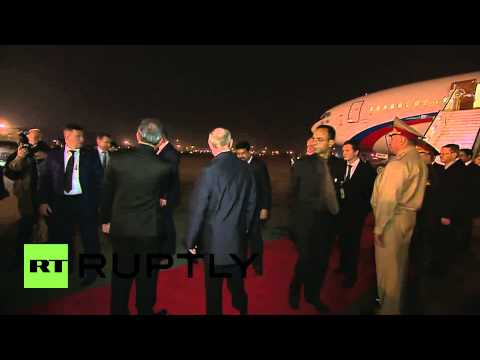 India: Putin arrives in India for Modi talks