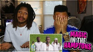 Social House Magic In The Hamptons Ft Lil Yachty Dir By A Colebennett Reaction Audio
