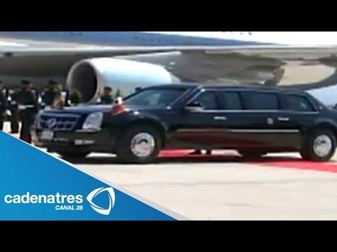 Seguridad de Barack Obama incluye los más sofisticados sistemas y servicios de elite