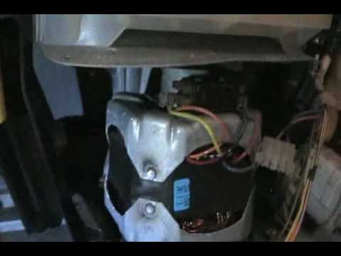 Replacing the agitator coupler for a ge washer how to for Kenmore washer motor reset