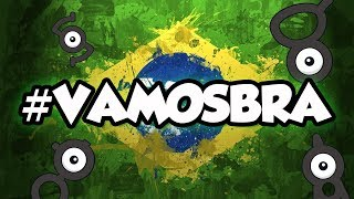 EVENTO DE UNOWN NO BRASIL!!!!!! #VamosBRA -  Pokémon Go