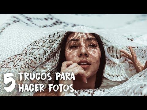 5 TRUCOS DE FOTOGRAFÍA PARA PRINCIPIANTES | EFECTOS PARA FOTOS
