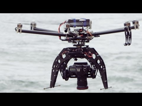 Turbo Ace Cinewing 6 Hexacopter - Step up from DJI S800