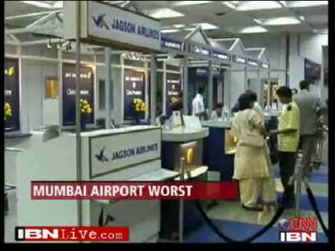 3 Indian airports crash land on Forbes' worst 5 list