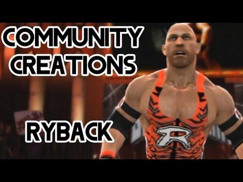 WWE 13 Community Creations Spotlight | Ryback | Week 2