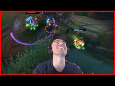 Failed Flash or 200 IQ Juke? - Best of LoL Streams #358