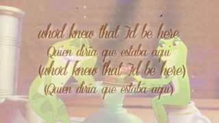 "Ne Yo ""Never knew i needed"" - lyrics + sub español (The princess and the frog)"