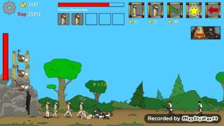 Age Of War android/ios version How to defeat impossible without losing life