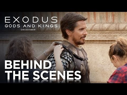 "Exodus: Gods and Kings | ""Costume Design"" Behind the Scenes [HD] 