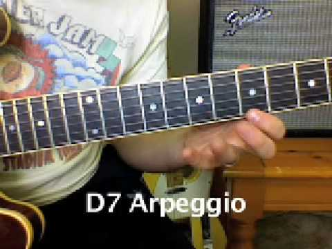 Arpeggios To Spice Up Your Solos