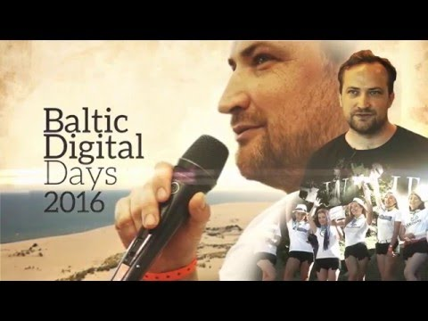 BalticDigitalDays 2016