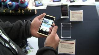 ViewSonic ViewPhone 4e, ViewPhone 4s, and ViewPhone 3 Hands-on [MWC 2012
