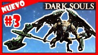Dark Souls Remastered guia: PARROQUIA DE LOS NO MUERTOS - EP.3