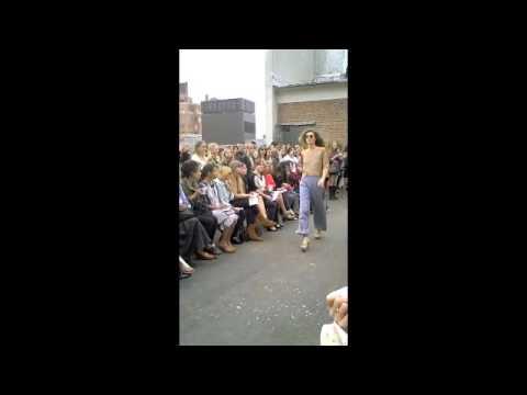 Designer – Rachel Comey at New York Fashion Week Pt. 1