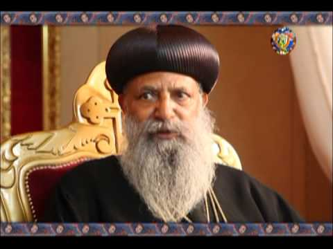 EOTC Television program 0512-2013-part1 (His Holiness Abune Matias Interview)