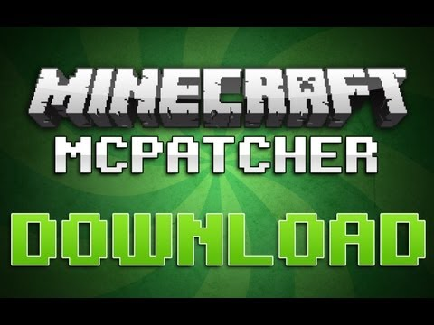 NEW [1.8] Download MCPatcher [EASY] [HD]